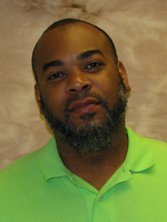 Cecil Roberts Jr. - New Employee